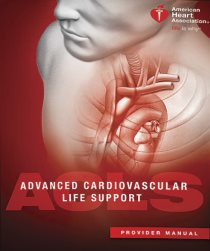 ACLS  Provider<br>Full  Course Manual