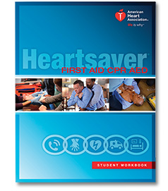 First Aid CPR AED<br>Key & Skills Test Manual